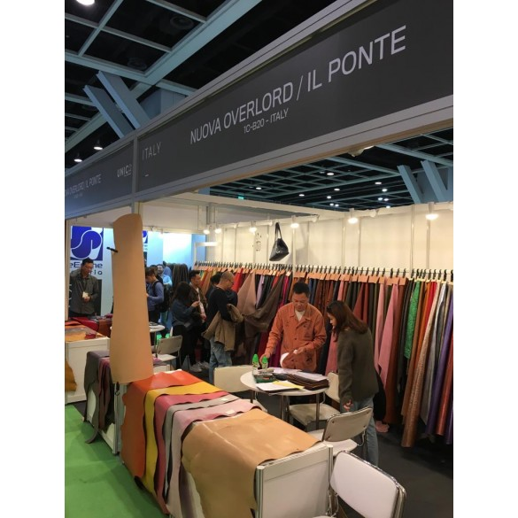 APLF, LEATHER & MATERIALS HONG KONG